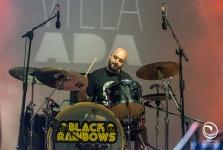02- BLACK RAINBOWS - Roma -01082016