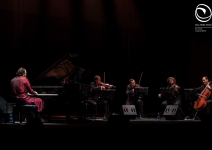 09 - Chilly Gonzales - Auditorium parco della musica- Roma