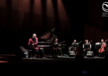 12 - Chilly Gonzales - Auditorium parco della musica- Roma