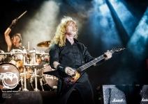 Megadeth - Sesto San Giovanni (MI)