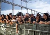 Pubblico per Megadeth e Trivium - Sesto San Giovanni (MI)