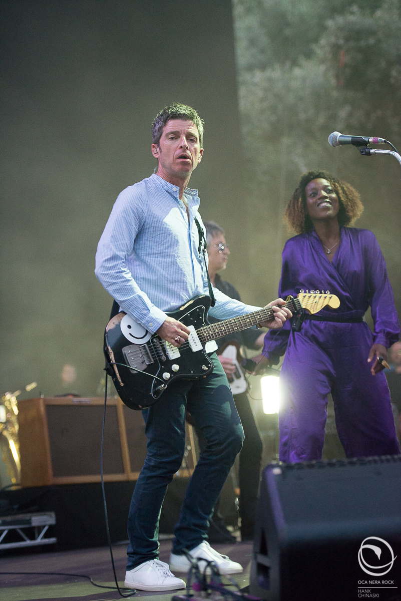 noel gallagher s high flying birds photo gallery roma