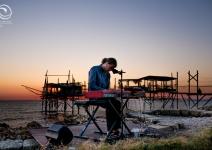 08 - Tom Adams - Paesaggi Sonori - Trabocco sasso della Cajana Vallevò (CH) -20180708