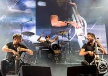 2Cellos - Home Festival 2016 - Treviso