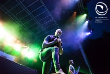 August Burns Red- Merano
