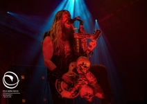 02 - Black Label Society - Tour 2018 - Milano - 20180316