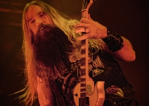 04 - Black Label Society - Tour 2018 - Milano - 20180316