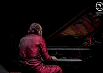 02 - Chilly Gonzales - Auditorium parco della musica- Roma