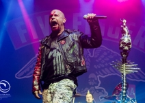 Five Finger Death Punch - Padova