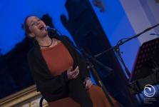 Ginevra Di Marco canta Mercedes Sosa - Auditorium Sant Agostino - San Ginesio