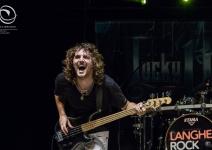Lucky Bastardz - Langhe Rock Festival 2018