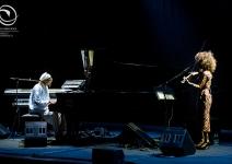 Omar Sosa & Yilian Canizares - Roma Jazz Festival 2016