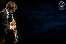 Vincent Peirani e Emile Parisien - Roma Jazz Festival 2015