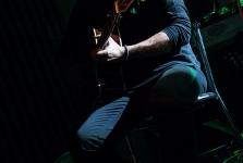 Fabio Cinti opening act agli Scisma - Brescia