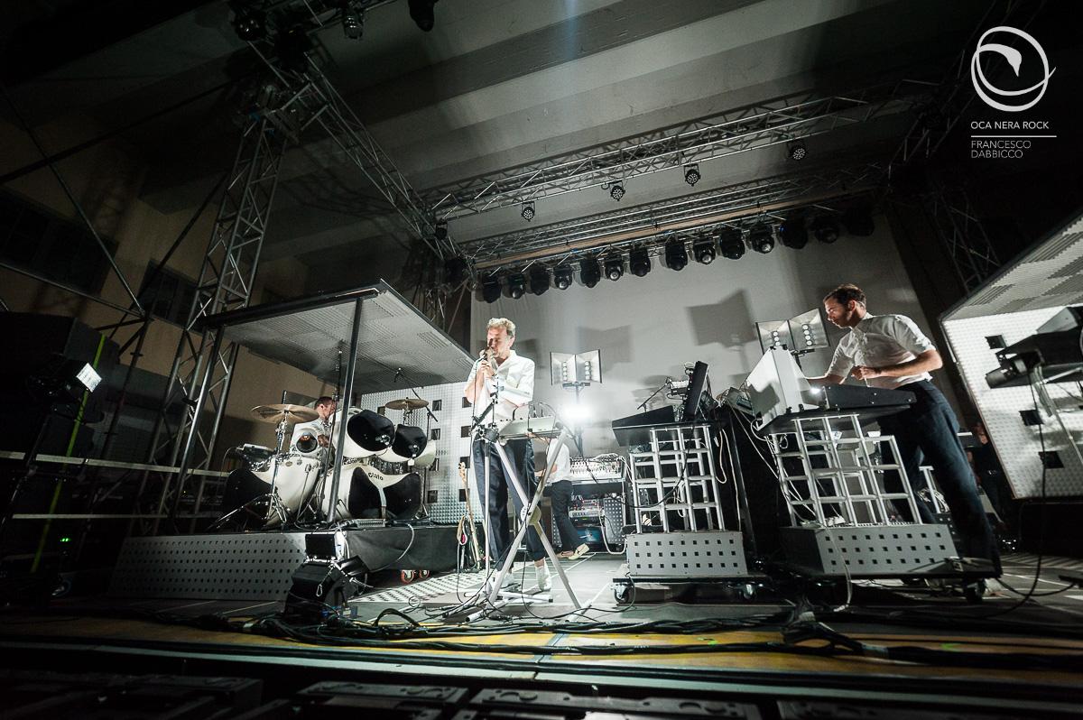 Soulwax - Todays Festival 2016
