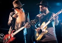 09 - Supersonic Blues Machine feat. Billy F. Gibbons - Californisoul tour - Brugnera (PN) - 20180720