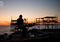 03 - Tom Adams - Paesaggi Sonori - Trabocco Sasso della Cajana Vallevò (CH) -20180708