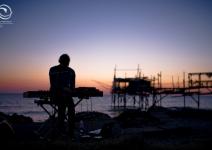 06 - Tom Adams - Paesaggi Sonori - Trabocco Sasso della Cajana Vallevò (CH) -20180708