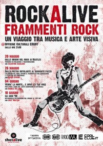 ROCKALIVE - Frammenti rock