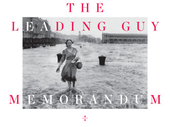 The Leading Guy - Memorandum