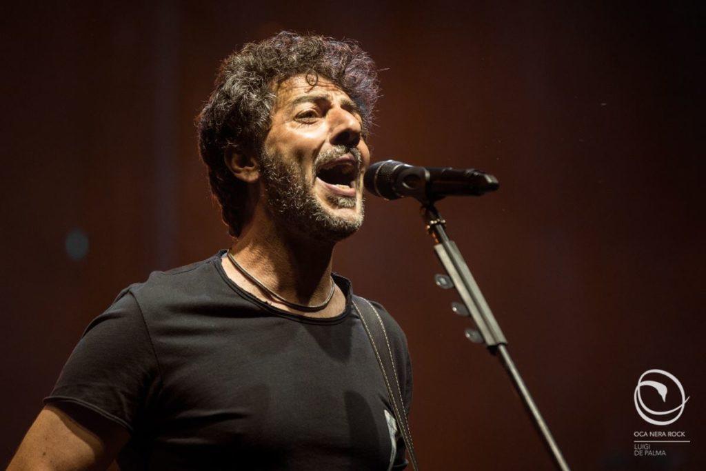 Max Gazzè live Collegno