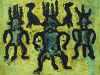 The Dwarfs Of East Agouza - Bes