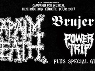 Campaign for Musical Destruction Tour 2017