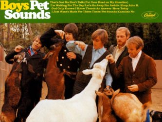 Beach Boys - Pet Sounds
