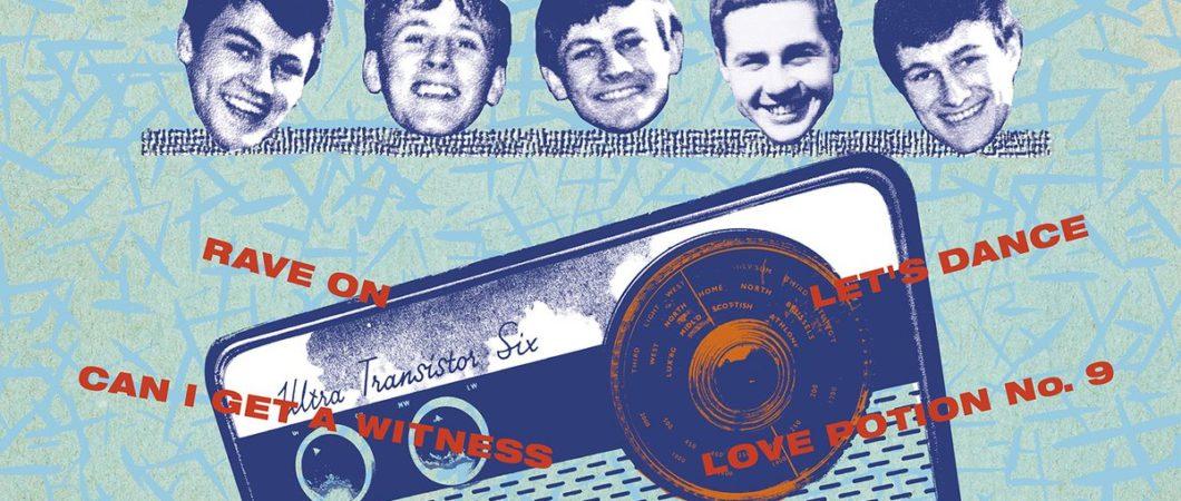 Ian Gillian & The Javelins - Raving!
