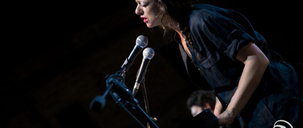 Rachele Bastreghi live al Festivalbeer 2016 di Morrovalle (MC)