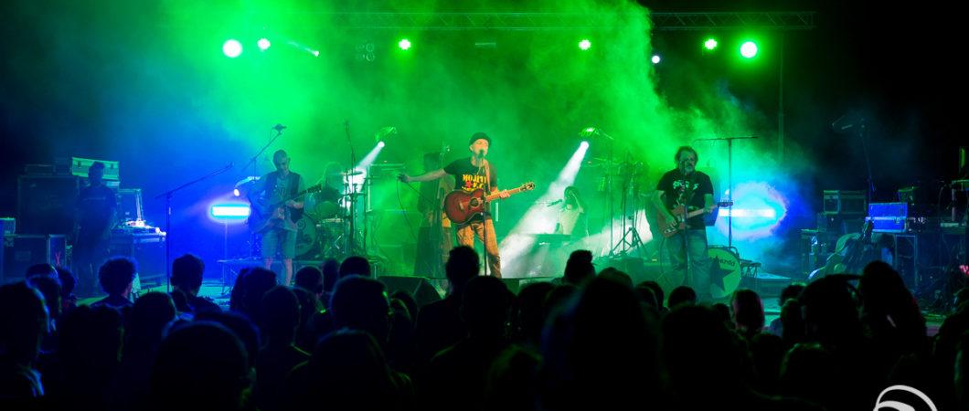 Bandabardò live al Festivalbeer 2016 - Morrovalle MC